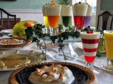 Georgian 'Jellies & Cream'