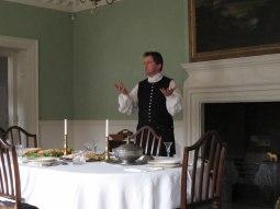 Georgian Dining Talk